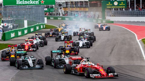 11 Formula 1 teams