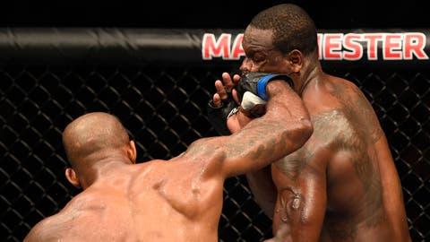 9 -- Jimi Manuwa vs. Ovince Saint Preux