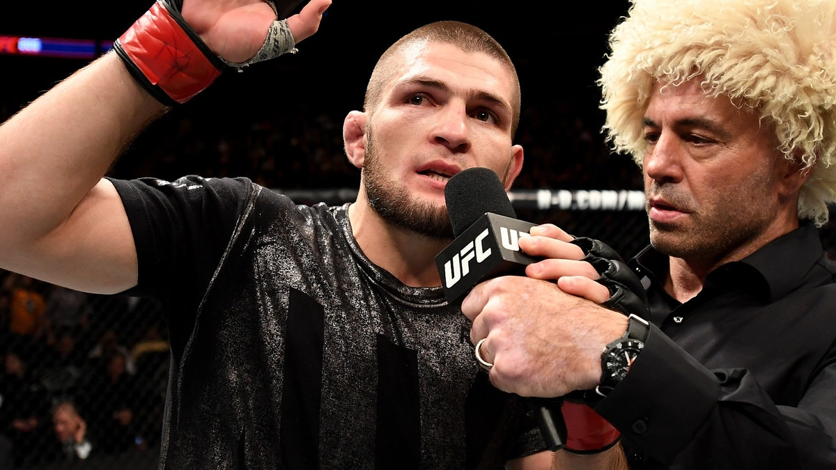 Khabib Nurmagomedov Wants Tony Ferguson Next Not Jose Aldo