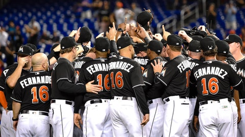 1. Marlins ace Jose Fernandez dies in tragic boating accident
