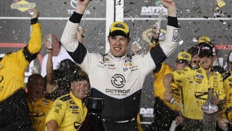 Daytona International Raceway, 1