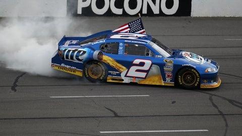Pocono Raceway, 1