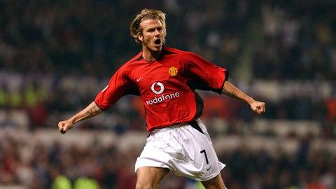 David Beckham – €37.5 million