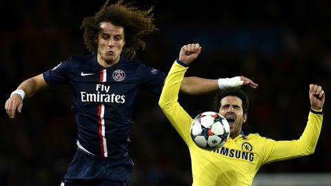 David Luiz – €62.8 million