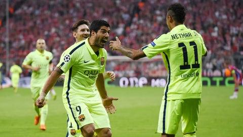 Luis Suarez – €82.3 million