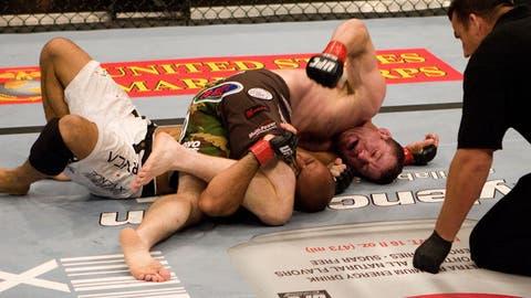 UFC 63: Matt Hughes vs. BJ Penn 2