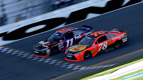 Earnhardt Jr., Keselowski deadlocked atop Daytona 500 odds