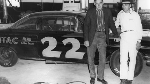 No. 22, Fireball Roberts