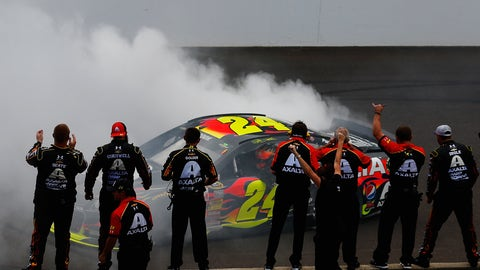 No. 24, Jeff Gordon
