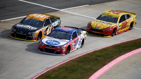 Martinsville Chase race