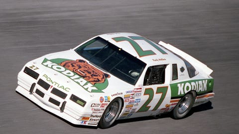 No. 27, Rusty Wallace