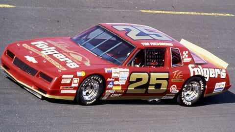 No. 25, Tim Richmond