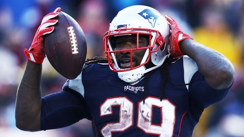 The Lions will sign LeGarrette Blount