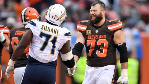 A Christmas miracle for Joe Thomas