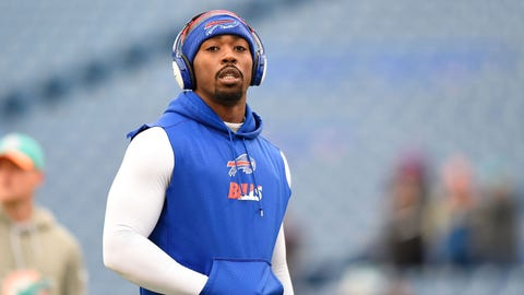 Tyrod Taylor Restructures Deal With Bills