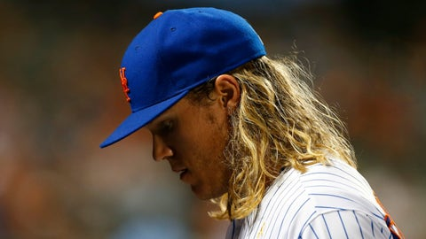 Noah Syndergaard will whiff 275 batters.