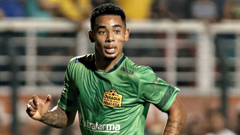 Gabriel Jesus' ex coach thinks teen will win Ballon d'Or within 3 years at City