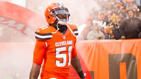 Cleveland Browns: Jamie Collins, OLB