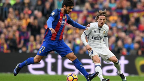 Andre Gomes to Barcelona – C+