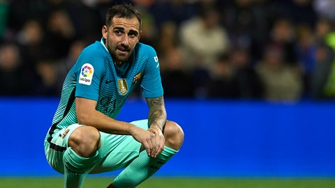 Paco Alcacer to Barcelona – B