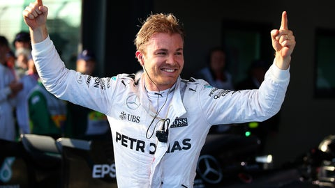 3. Can Nico Rosberg carry on his late-season momentum from 2015?