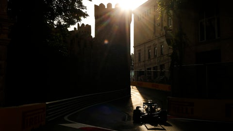 9. Will F1 really run a race on streets that narrow?