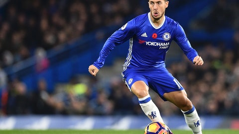 Eden Hazard, Chelsea – €101.5m
