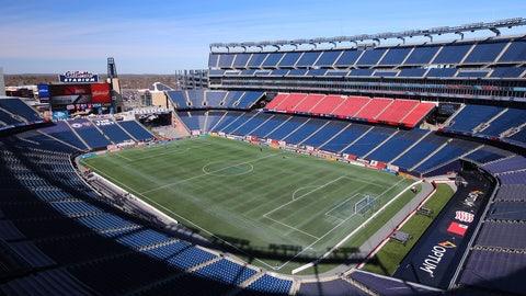 March 11 -- New England Revolution (Gillette Stadium)