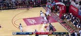 Highlights: Tyler Wideman puts up 20 Points vs. the St. John's Red Storm