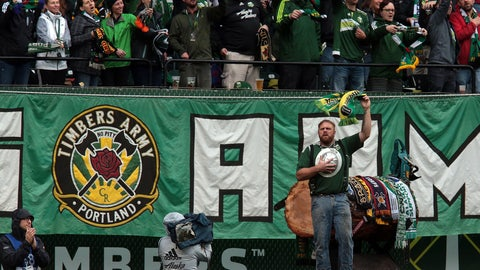 March 3 -- Portland Timbers (Providence Park)