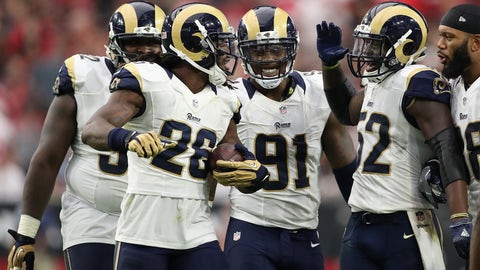 2. Los Angeles Rams