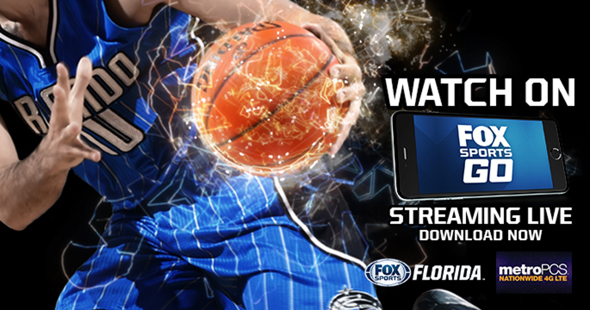 Watch Live Magic Games At Home Or On The Go With Fox