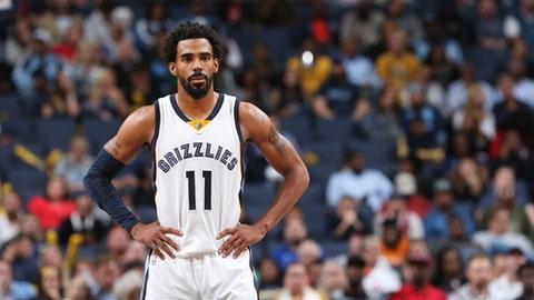 Memphis Grizzlies (8)