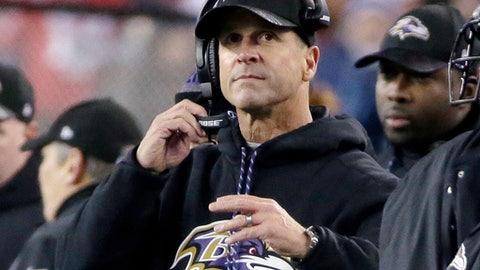 6. Baltimore Ravens (9-7)