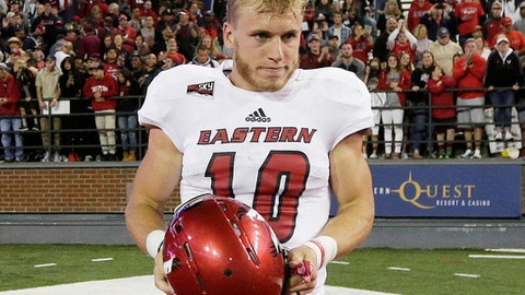 45. Arizona Cardinals: Cooper Kupp, WR, Eastern Washington