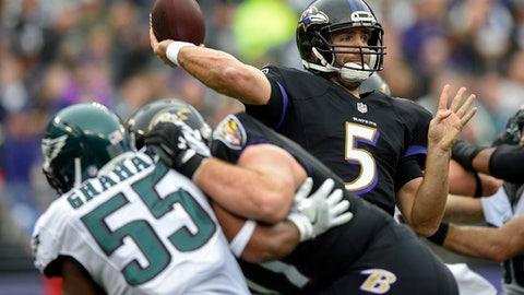 Baltimore Ravens (last week: 15)