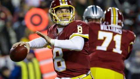 Washington Redskins: Burgundy is best