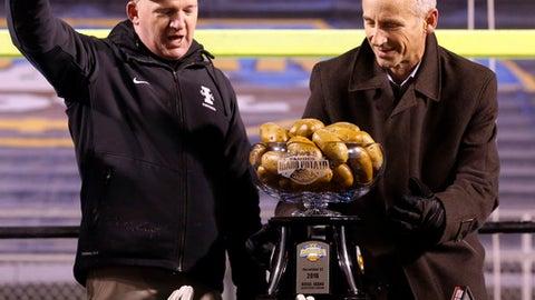 Potato Bowl: Idaho 61, Colorado State 50