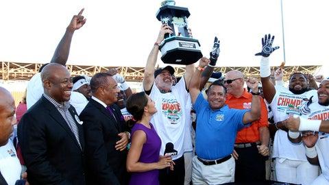 Bahamas Bowl: Old Dominion 24, Eastern Michigan 20