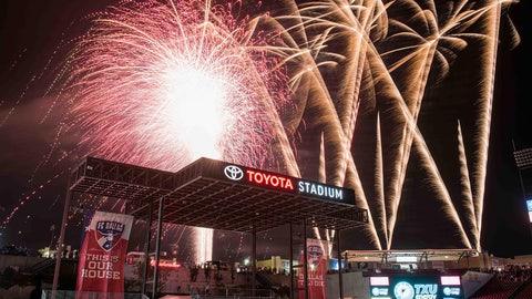 March 18 -- FC Dallas (Toyota Stadium)
