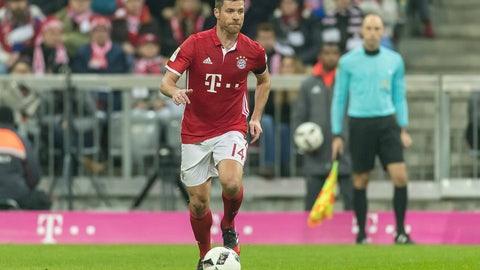 Xabi Alonso, Bayern Munich