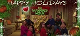 Merry Christmas from Cooper Manning's family | FOX NFL KICKOFF | #MANNINGHOUR