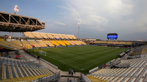 March 4 -- Columbus Crew SC (MAPFRE Stadium)