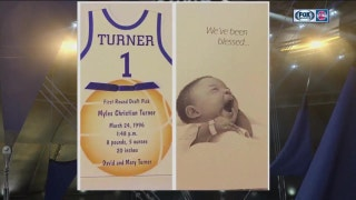 Myles Turner's parents predicted he would be first-round NBA draft pick