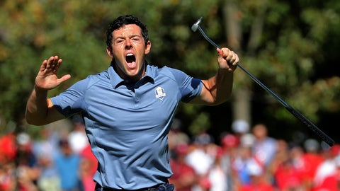 Rory McIlroy will take this year by storm