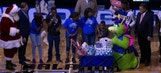 Magic's annual Big Give goes to Glover family