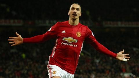 4. Zlatan Ibrahimovic — $37.4 million