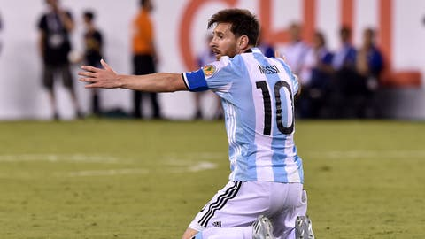 The case for Argentina