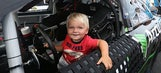 Clint Bowyer's son loves asking dad about Kyle Busch