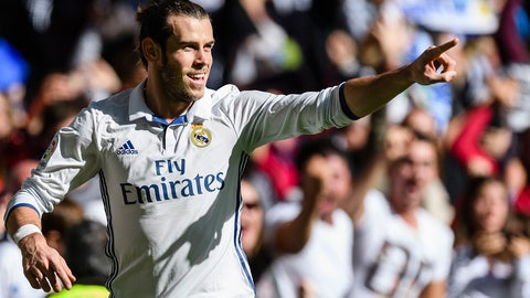T-29. Gareth Bale, Real Madrid ($11 million)